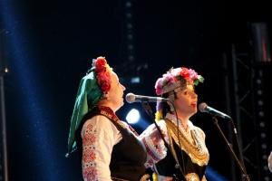 Chanteuses de Goran Bregovic