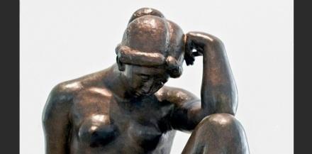 La méditerranée - Aristide Maillol - Museum Boymans van Beuningen