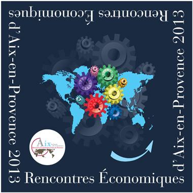 rencontres économiques aix en provence 2013