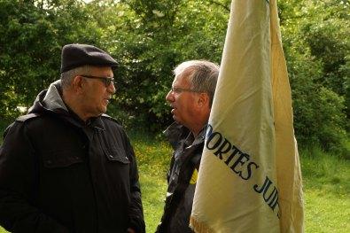 Journée nationale du souvenir de la déportation commémorée à Fontenay-aux-Roses - © Mélina Huet