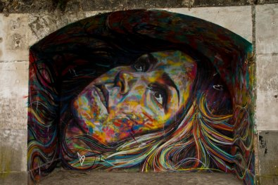 David Walker (spray) // Photo: © Mélina Huet