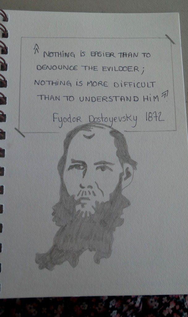 dostoyevski about evildoers