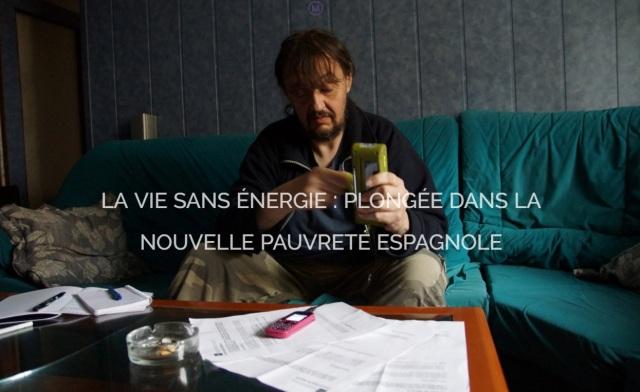 la vie sans énergie